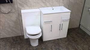 Bathroom Suites With Shower Baths by Allbits L Shape Shower Bath Suite Youtube