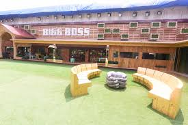 salman khan s bigg boss 11 house inside photos you just cannot the main entrance gate takes you to the liveliest place of the house living room this place is all about colours a multi coloured button wall in the