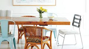 beach house dining room tables coastal dining tables round reclaimed wood dining table with french