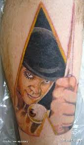 a clockwork orange tattoo more information