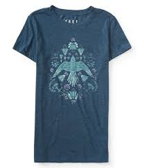graphic tees for and aeropostale