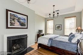 One Bedroom And A Den Renovated Dupont Circle Townhome With Multiple Fireplaces Lists