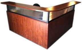 L Reception Desk Sale 999 Reception Desk Paperless Borders No Drawers Smart