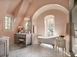 blush pink bathroom houzz