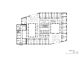 residential home floor plans gallery of elderly residential home atelier zündel cristea 17