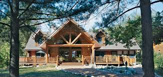 Hybrid Timber Frame Floor Plans Rock Falls Log Homes Cabins And Log Home Floor Plans