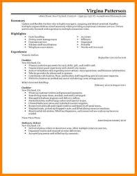 Resume Cashier Example by Food Industry Resume Customer Relationship Management Resume Food