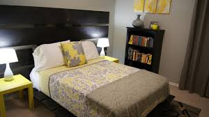 Curtains For Yellow Bedroom by Bedroom Fantastic Black White Grey And Yellow Bedroom Best Gray