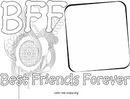 bff coloring pages bff coloring pages to download and print for