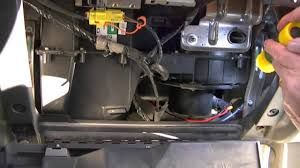 2005 trailblazer fan speed sensor how to install replace heater ac fan speed control resistor chevy