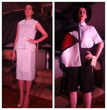 the cape town college of fashion design graduates show off their