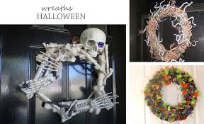 halloween wreath do it yourself halloween wreaths