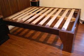 How To Make Bed Frame Reclaimed Wood Bed Diy