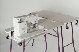 portable sewing machine table sewezi extension table sewezi