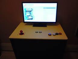 sit down arcade cabinet sit down arcade machine retro pi 3 over 5500 games in sunderland