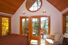log cabin interior design ideas and photo with cool small modern natural simple design of the modern custom log homes that has picture on cool small modern