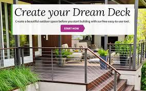 home design app arrange a deck deck plan and design app bhg com