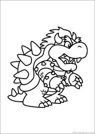 free mario brothers printable coloring pages mario brothers