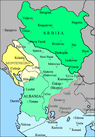 russia map before partition partition of albania