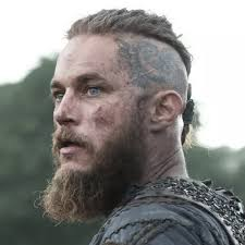 ragnar lothbrok hair fans of vikings try the ragnar lothbrok hairstyle men s