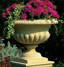 62 best outdoor urns planters images on gardening