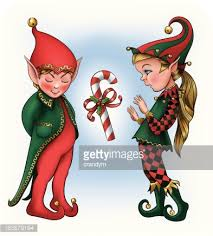 christmas elves christmas elves vector getty images