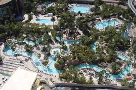 the lazy river at the mgm grand in las vegas this is where i