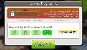 play gift card code generator play gift card generator new here is this new