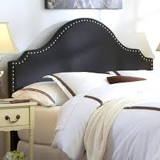 Nailhead Upholstered Headboard Upholstered Nailhead Headboard Step 6 Lay Out The Trim For Your