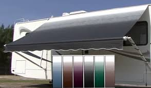 Trailer Awning Fabric Replacement 19 U0027 Universal A U0026e And Carefree Rv Awning Fabric