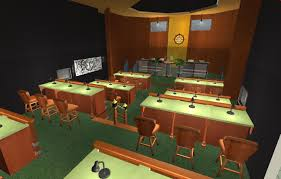 Delegates Dining Room At United Nations Headquarters Mod The Sims United Nations Ny Headquarters No Cc