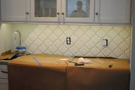 How To Install A Backsplash In A Kitchen How To Install Beveled Arabesque Tile Karen Viscito Interiors