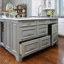 grey finish kitchen cabinets add dimension and detail to your kitchen cabinetry with a