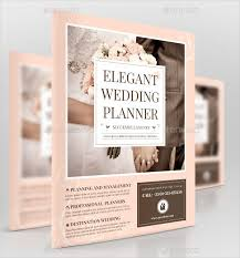 wedding planner business 23 wedding planner flyer templates free premium