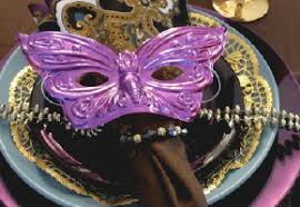 mardi gras table decorations bring mardi gras revelry to your rehearsal party tables part 1