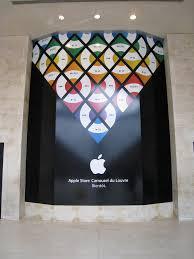 Apple Store Paris by Apple Store Paris Le Carrousel Du Louvre Fait Peau Neuve Aux