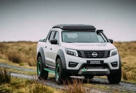 new nissan concept new nissan rescue truck concept comes with a drone