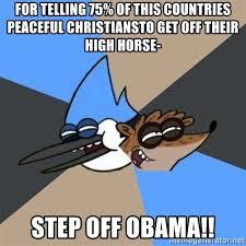 High Horse Meme - obama high horse meme high best of the funny meme
