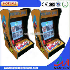 Table Top Arcade Games 15 Inch Lcd Table Top Arcade Machine With Classical Games 60 In1