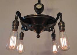steampunk lamps u0026 lights for interior décor full home living