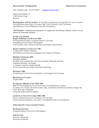 Resume Other Activities Photographer Resume Samples Resum Eacute Lance Editorial Event