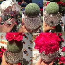 Homemade Table Centerpieces by Best 25 Diy Centerpieces Ideas On Pinterest Center Pieces For