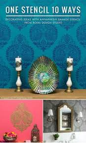 indian stencils diy projects on paint pattern painted patterns