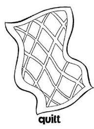 quilt pattern clip art running shoes sketches 2 clipartix