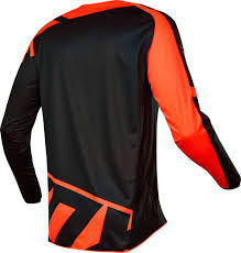 orange motocross gear 2017 fox racing youth 180 race jersey mx motocross off road atv