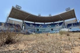Olympics Venues Abandoned Olympic Venues Around The Globe Irish Mirror Online