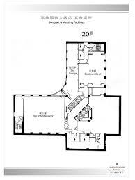 floor plans ambassador hotel kaohsiung