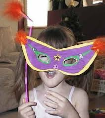 make your own mardi gras mask gras masks