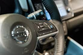 nissan leaf safety rating 2017 2018 nissan leaf first drive review motor trend