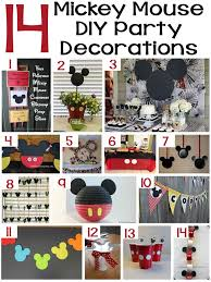 mickey mouse party favors 70 mickey mouse diy birthday party ideas about family crafts